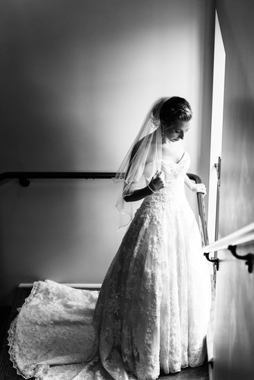 Cork Factory Hotel Bridal Portrait