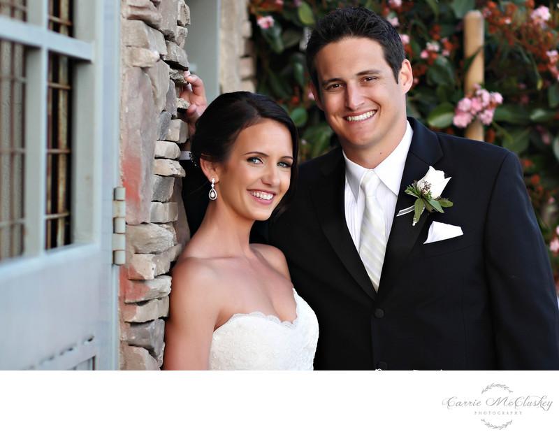 Carlsbad Bride and Groom
