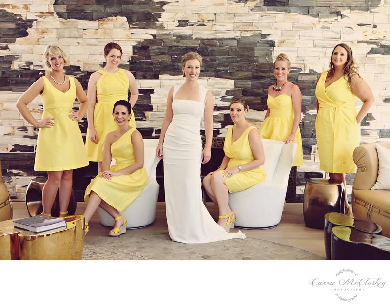 Best Hotel La Jolla Wedding Photographer
