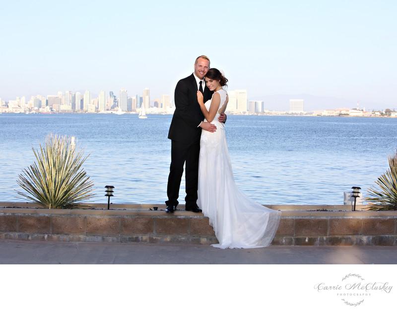 Admiral Kidd Wedding Photographer