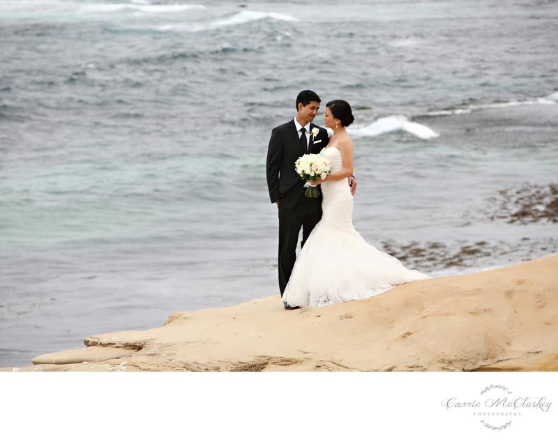 La Jolla Shores Wedding Photography