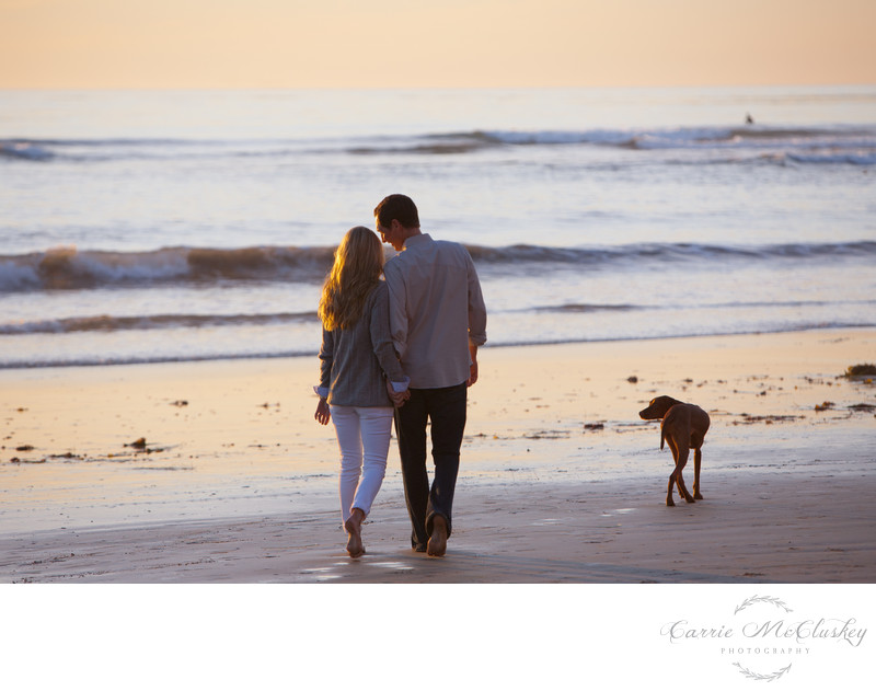 Cardiff Encinitas Engagement Photography