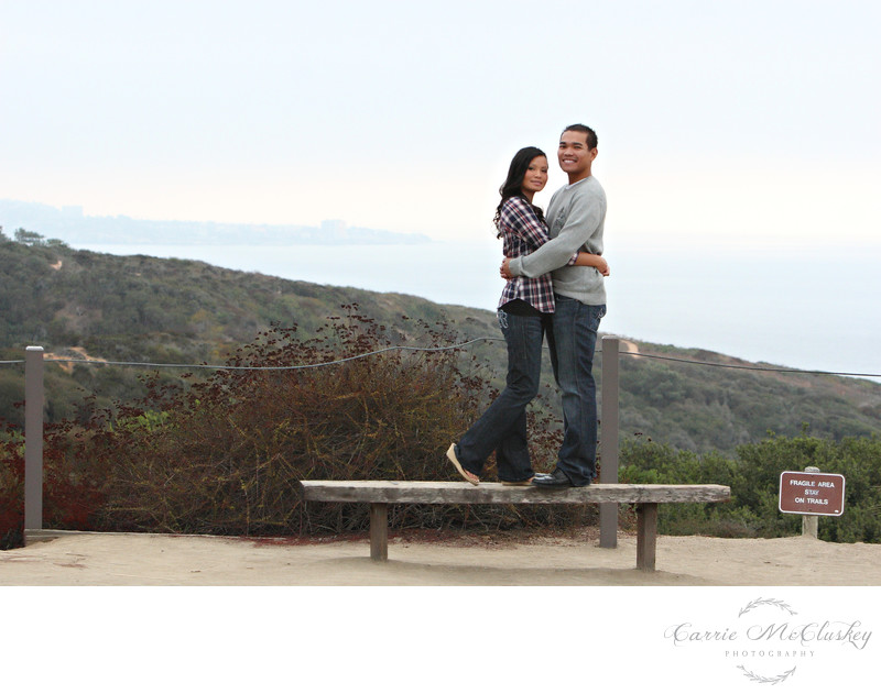 Torrey Pines Engagement