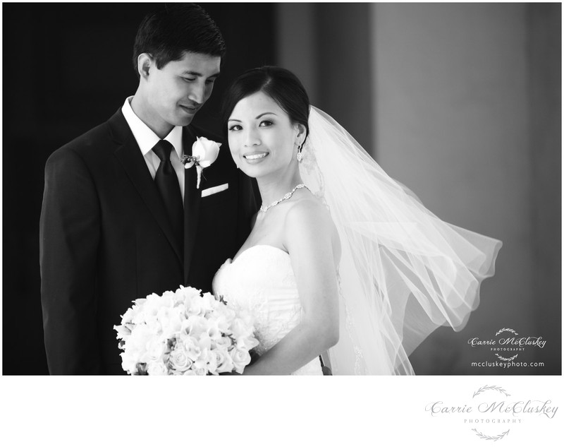 Catholic Chinese San Diego Wedding Photography