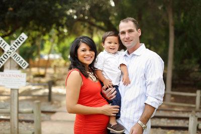 Poway Park Family