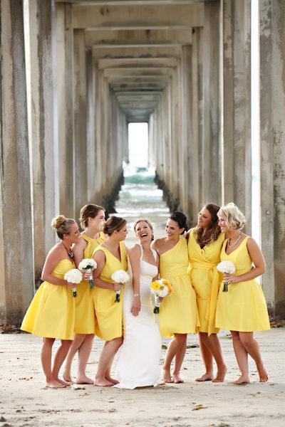 Martin Johnson House UCSD Wedding Photographer