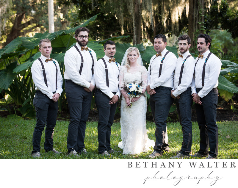 Saint Augustine Wedding Photographer Fountain of Youth