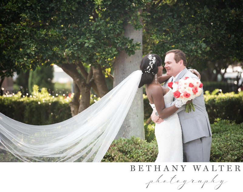 Jacksonville Hyatt River Front Wedding Photographer