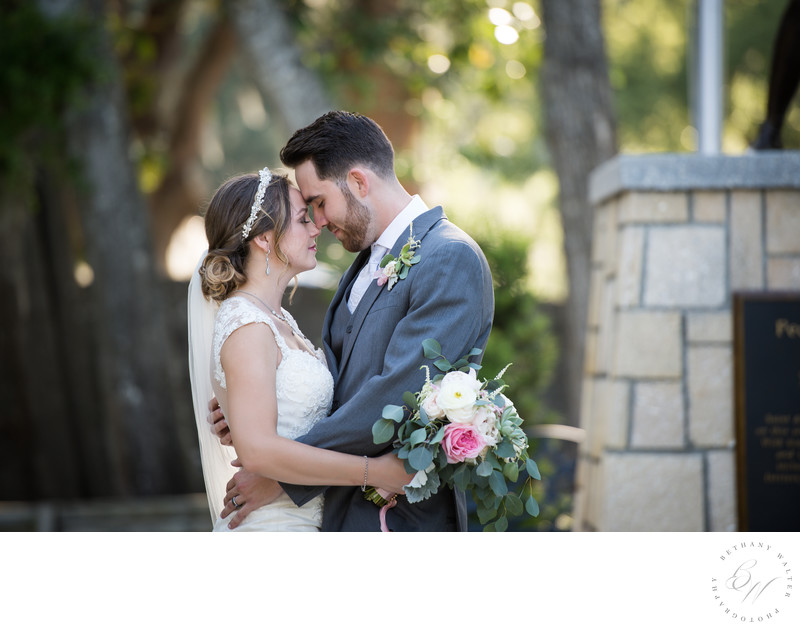 Wedding Photographer St Augustine Fountain of Youth