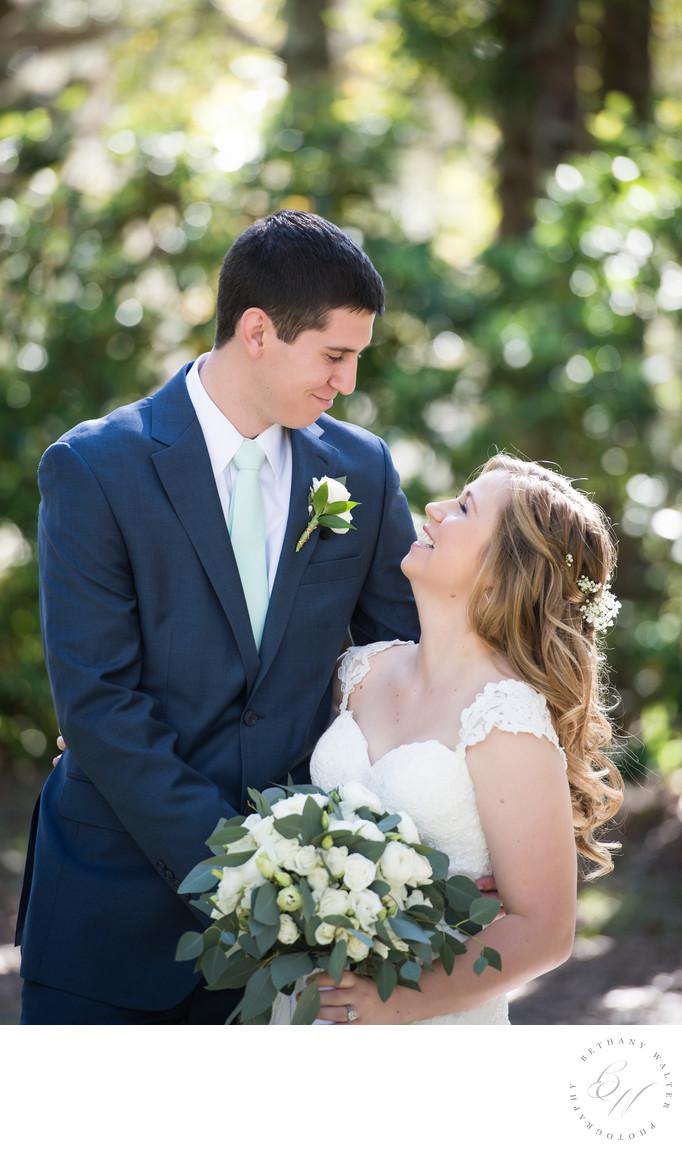 Bowing Oaks Wedding Photographer Jacksonville, Florida