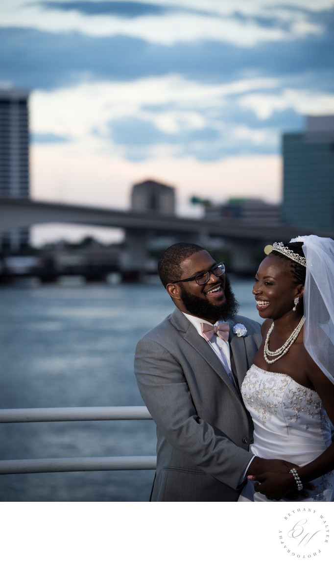 Jacksonville Wedding Photographer in Riverside