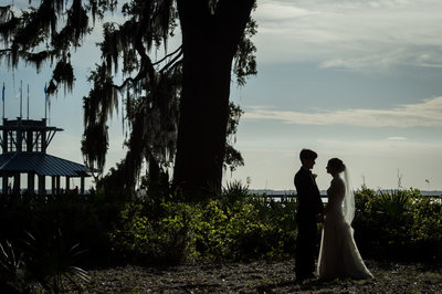 St Augustine Wedding Photographer St Johns River
