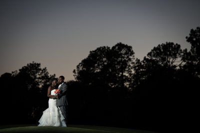 St Augustine Wedding Photographer at St Johns Golf