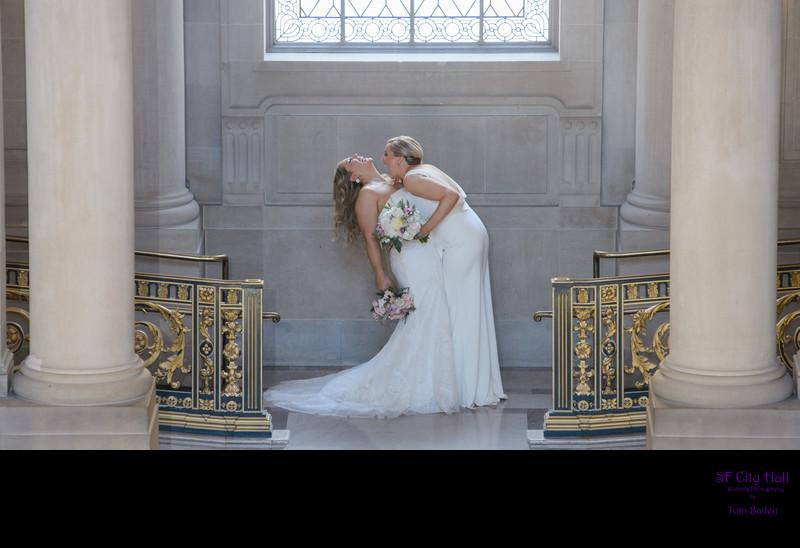 city hall wedding pictures