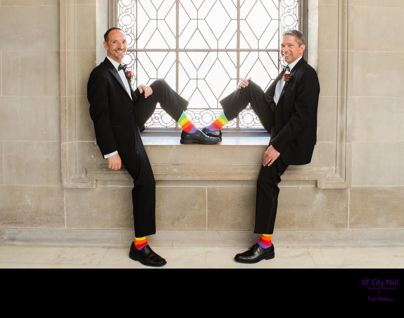 same sex socks