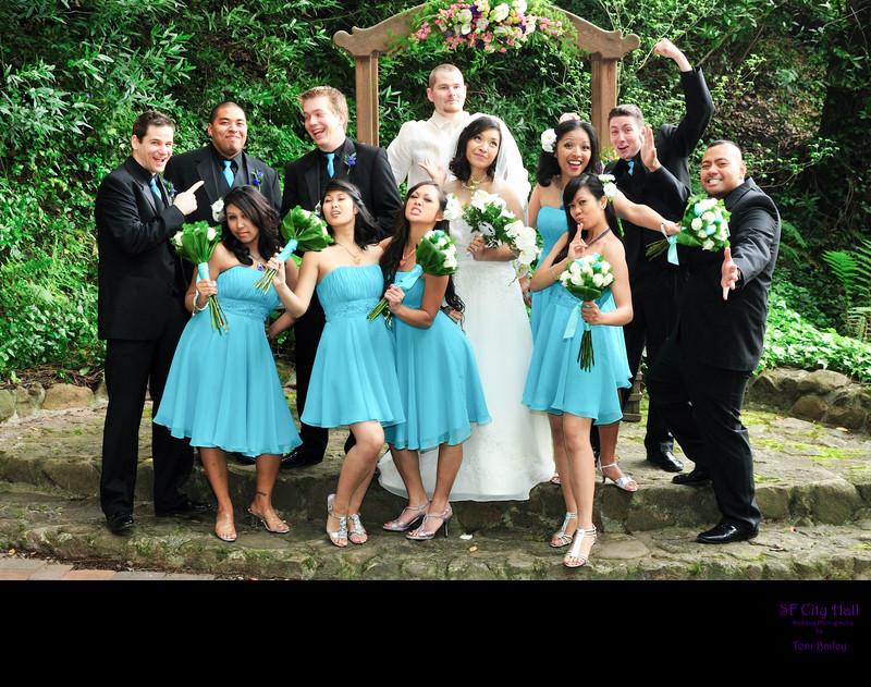 orinda wedding