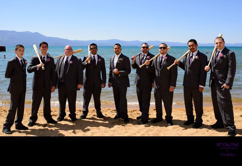 tahoe groomsmen