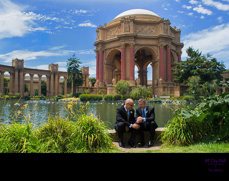 palace of fine arts same sex marriage