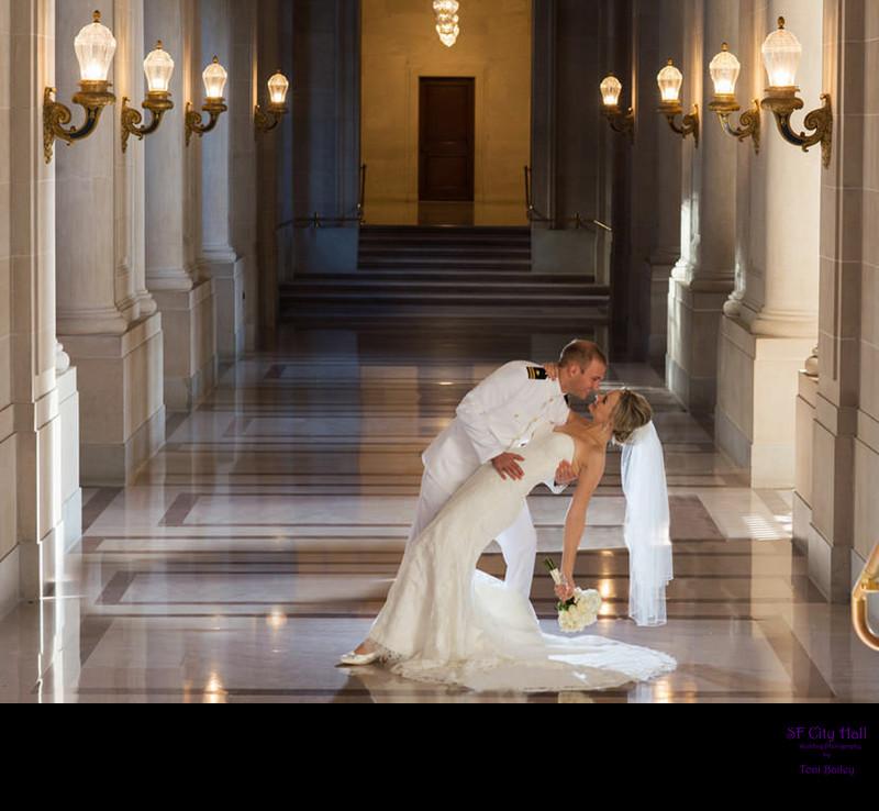 album wedding dip san francisco