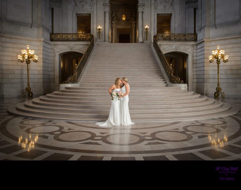 City Hall Same Sex Photography