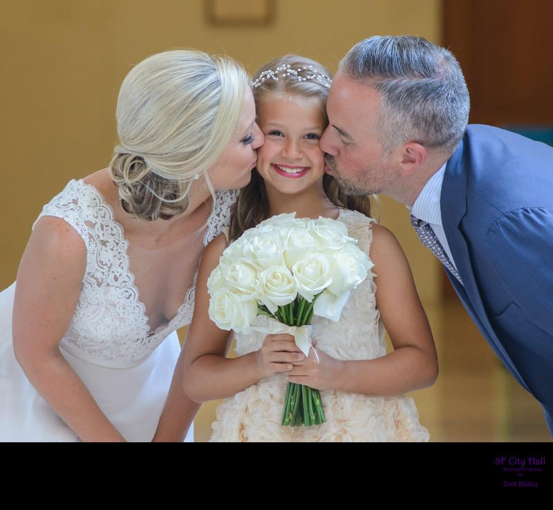 City Hall Fourth Floor Wedding
