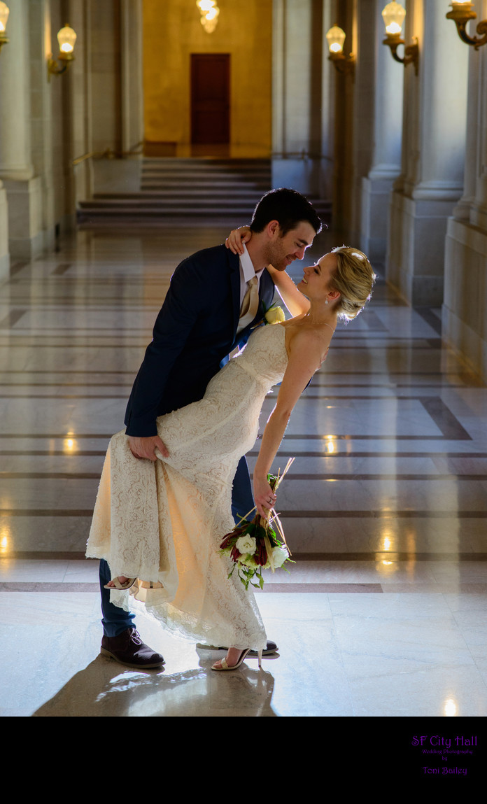 city hall marriage
