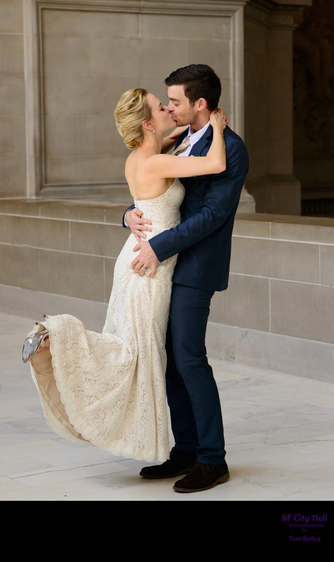 kick up your heels bride