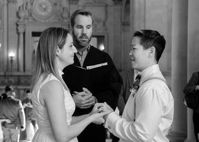 wedding vows same sex