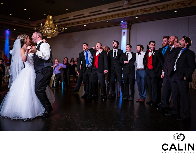 A Capella Music at Toronto Botanical Garden Wedding