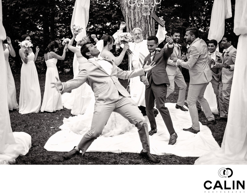 Funny Toronto Wedding Photographer