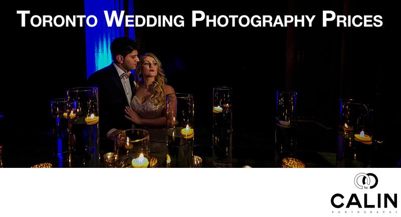 Toronto Wedding Photography Prices Banner