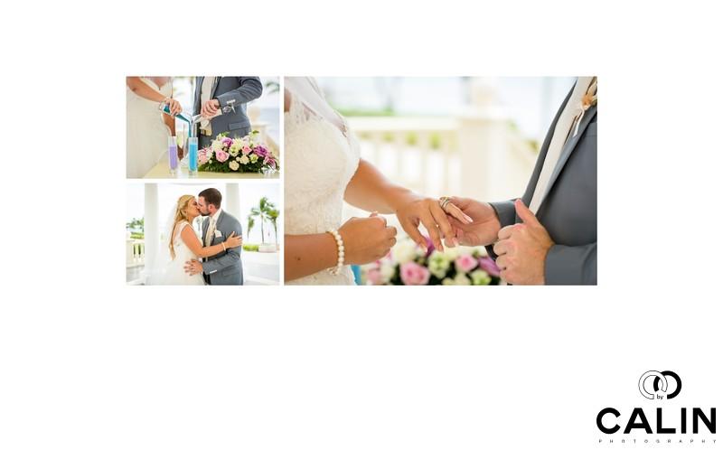 Barcelo Maya Palace Deluxe Wedding Ceremony