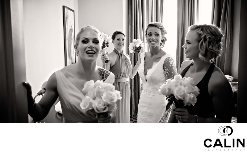 London Ontario Wedding Photographers Bridesmaids Bride