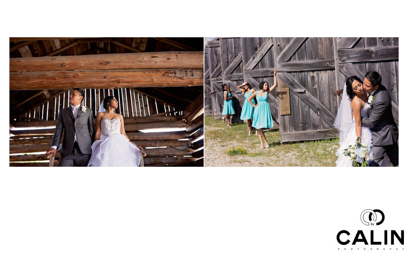 Creative Shots at Country Heritage Park Wedding