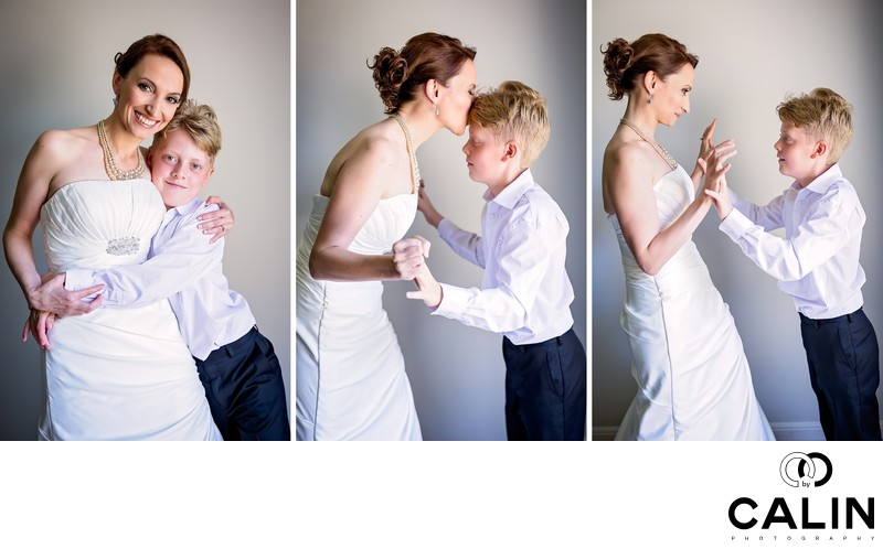Bride and Son Portraits
