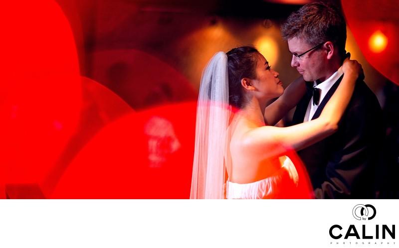First Dance at Atlantis Pavilions Wedding