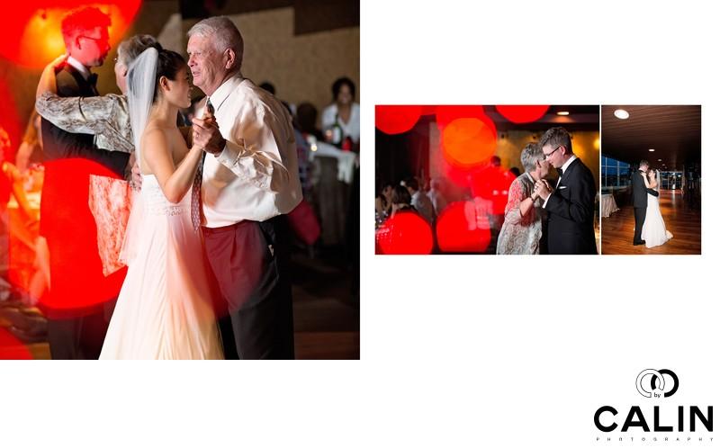 Parent Dances at Atlantis Pavilions Wedding