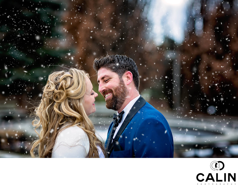 Fairmont Royal York Winter Wedding