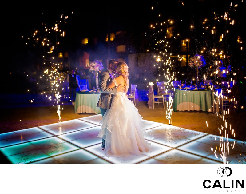 Barcelo Maya Palace Deluxe Wedding - First Dance