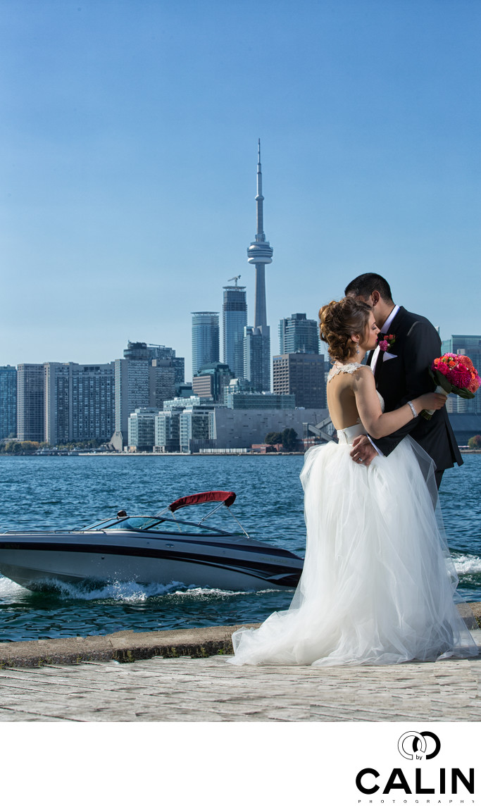 Polson Pier Wedding Photography