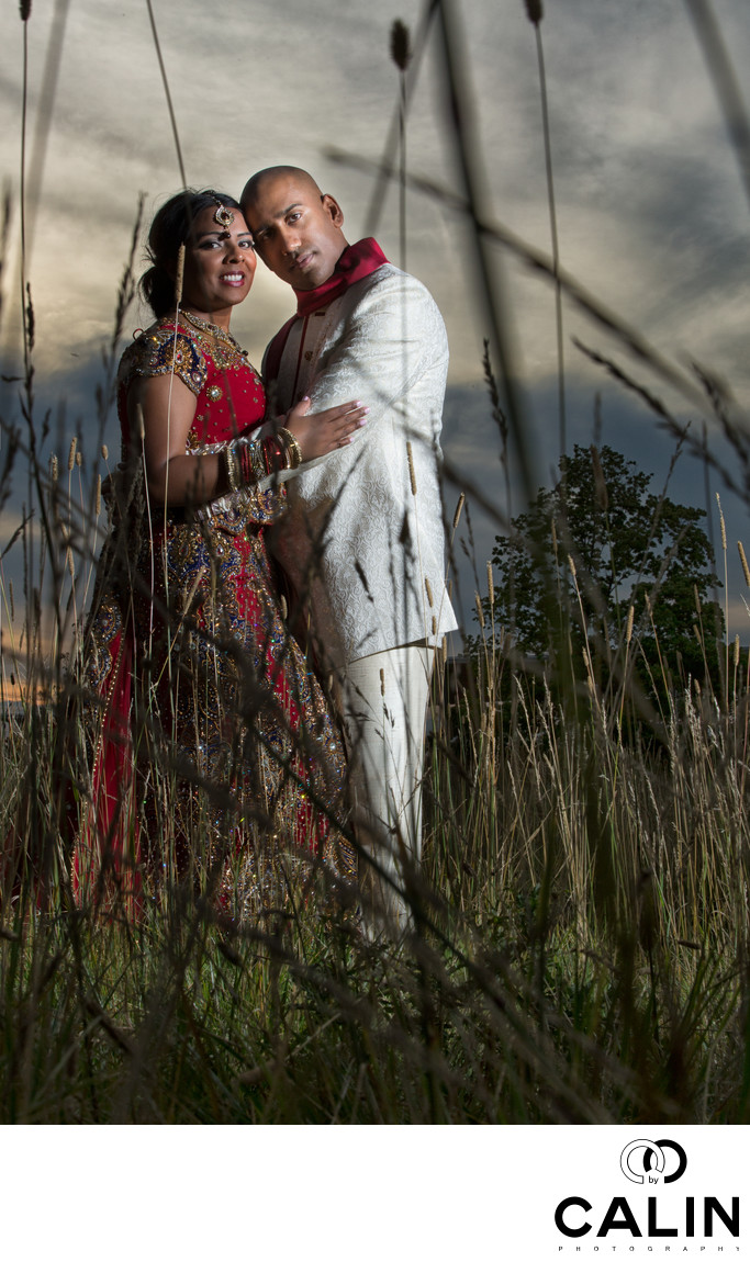 Indian Bride Groom Downsview Park
