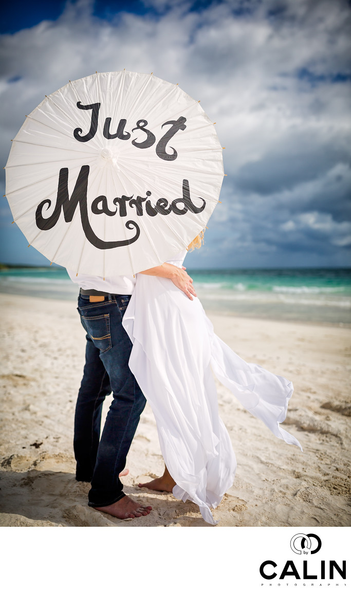 Barcelo Maya Palace Deluxe Wedding Photo