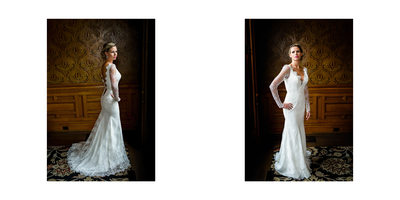 London Ontario Wedding Photographers Bride Portraits