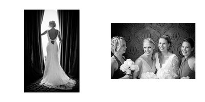 London Ontario Wedding Photographers Bride and Bridesmaids