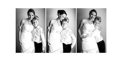 Bride & Her Son