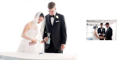 Atlantis Pavilions Wedding Ceremony