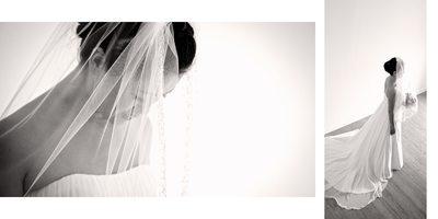 Bridal Portraits at Atlantis Pavilions Wedding