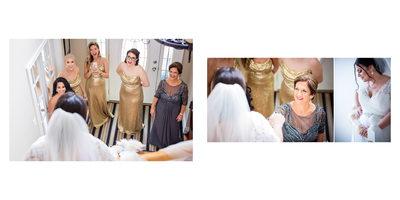 Bride's Unveiling