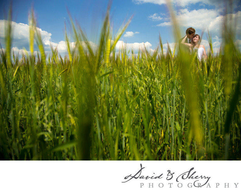 Ontario Farm Wedding