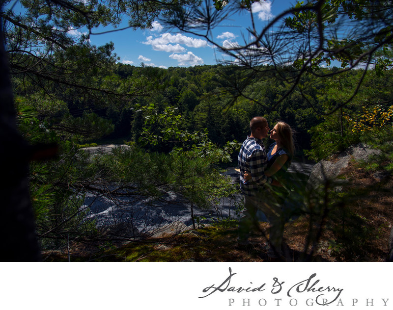 Muskoka Engagement Photography
